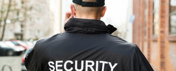 What to Look for In A Security Guard Service