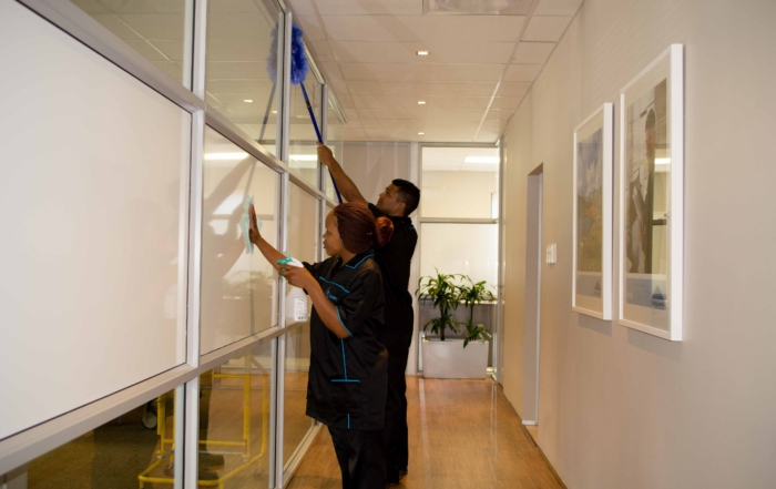 What Is the Difference Between Hiring A Janitorial Service or Office Cleaning Service?
